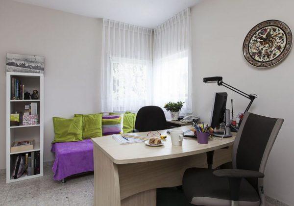 איך לעצב חדר עבודה – עיצוב משרד ביתי
