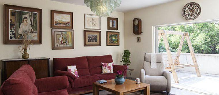 טיפים לעיצוב הבית לגיל השלישי