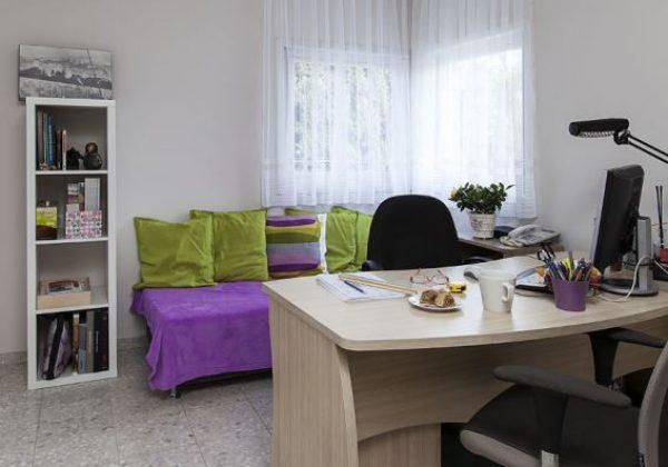 עיצוב חדר העבודה שלי