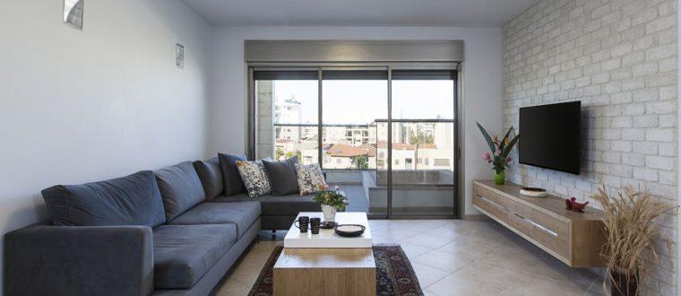 עיצוב דירה בפתח תקוה
